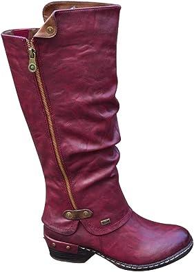 Sweetichic Women Western Cowboy Knee