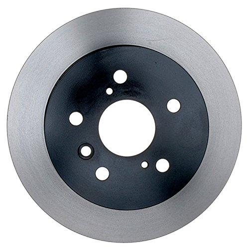 ACDelco 18A2422 Professional Rear Drum In-Hat Disc Brake Rotor