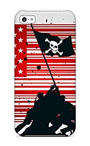 New Style 6570904K56067690 Anti-scratch Case Cover Protective American Case For Iphone 5c
