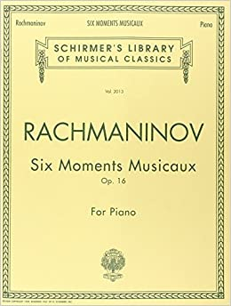 ??INSTALL?? Six Moments Musicaux, Op. 16: National Federation Of Music Clubs 2014-2016 Selection Piano Solo (Schirmer's Library Of Musical Classics). network ofrecer Paduans Chester feedback State Central