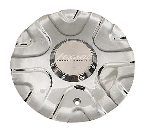 - Lexani Wheels JOHNSON-8H MS-CAP-L139 Chrome Wheel Center Cap