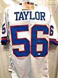 Lawrence Taylor New York Giants Signed Autograph