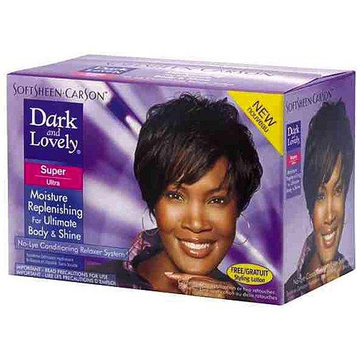 Amazon Com Dark Lovely Relaxer Kit Super Haarbehandlungen Beauty
