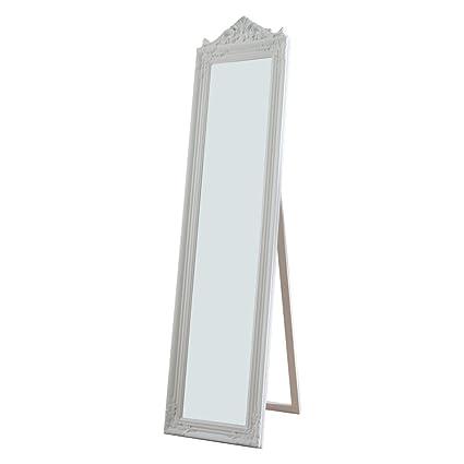 Wooden Mirror Stand Designs : Amazon milton greens stars camilla wooden standing mirror