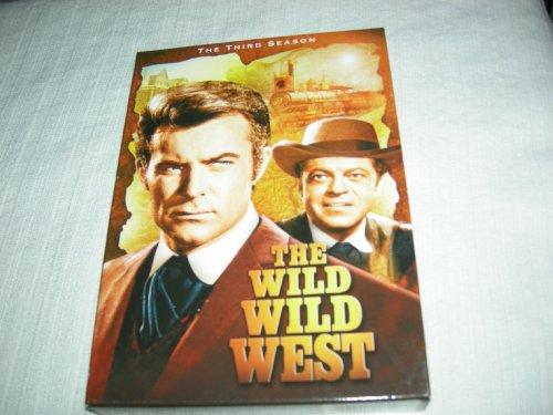 WILD WILD WEST: COMPLETE THIRD SEASON