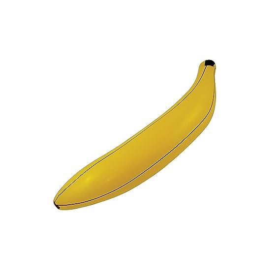 Plátano Hinchable 80cm Hinchable Accesorio para alimentos ...