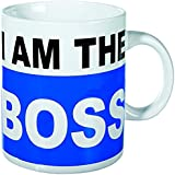 Mug Géant du Chef - I am the boss - Céramique - XXL