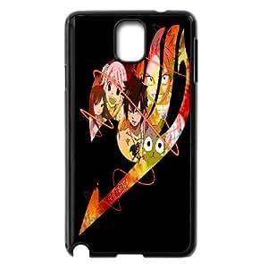 Samsung Galaxy Note 3 Cell Phone Case Black Fairy Tail EG6548356