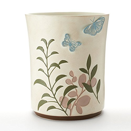 Fluttering - Bathroom Trash Can