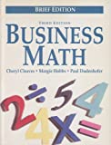 Business Math : Practical Applications, Cleaves, Cheryl S. and Hobbs, Margie J., 013092685X