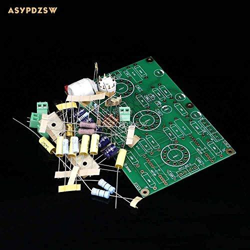 DIY Amplifier Kit - Amplifier - HiFi RIAA MM Tube Phono Amplifier kit Stereo Turntable preamplifier DIY kit Base on EAR834 Circuit (Preamplifier Kit Stereo)