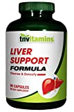 TNVitamins Liver Support Formula 90 Capsules Review