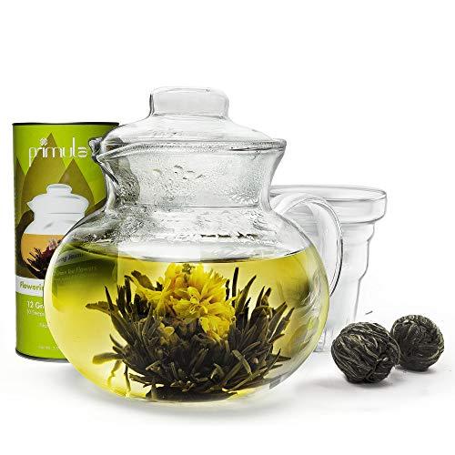 primula flowering tea gift set - 8