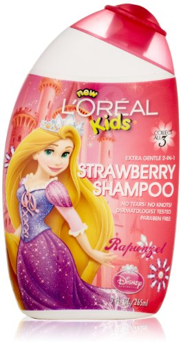 LOreal Disney Princess Shampoo Strawberry