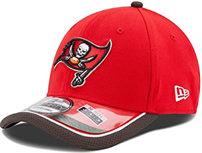 Tampa Bay Buccaneers New Era 39THIRTY NFL 2014 On-Field Performance Flex Hat