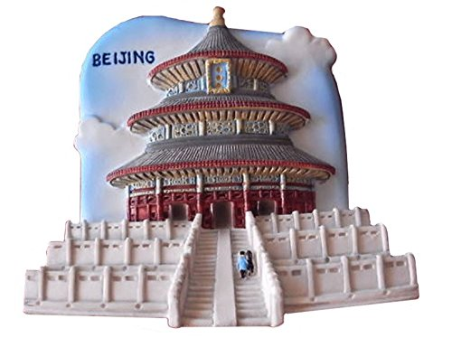 El Templo del Cielo Beijing China Souvenir imán para nevera ...