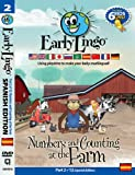Early Lingo Numbers and Counting at The Farm DVD (Part 2 Spanish)
