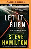 img - for Let It Burn (Alex McKnight Series) book / textbook / text book