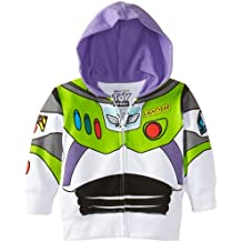 Disney Toddler Boys' Buzz Lightyear Toy Story Hoodie