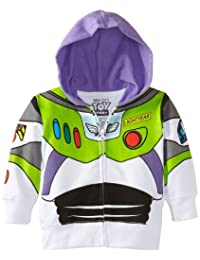 Little Boys' Toy Story Buzz Lightyear Costume Hoodie