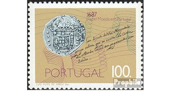 Prophila Collection Portugal Michel.-No..: 1729 (Completa.edición.) 1987 Billetes (Sellos para los coleccionistas) Moneda en Sello: Amazon.es: Juguetes y juegos