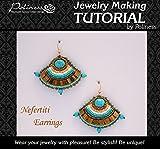 DIY Jewelry making Tutorial Earrings