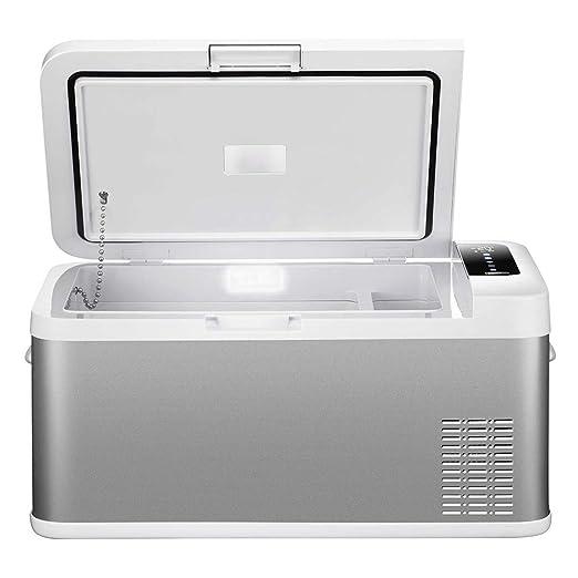 JINRU 18L Refrigerador del Congelador del Refrigerador del Coche ...