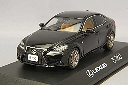 Lexus Is350 F Sport >> Amazon Com Kyosho Original 1 43 Lexus Is350 F Sport Black