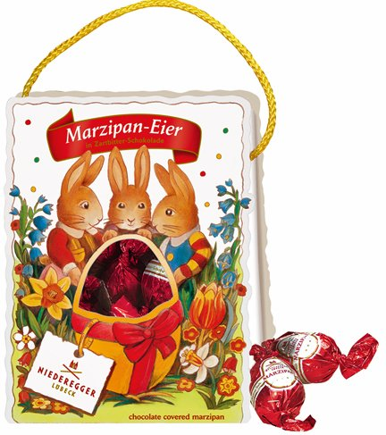 Niederegger Easter Egg Gift Bag - 85g/3.0oz
