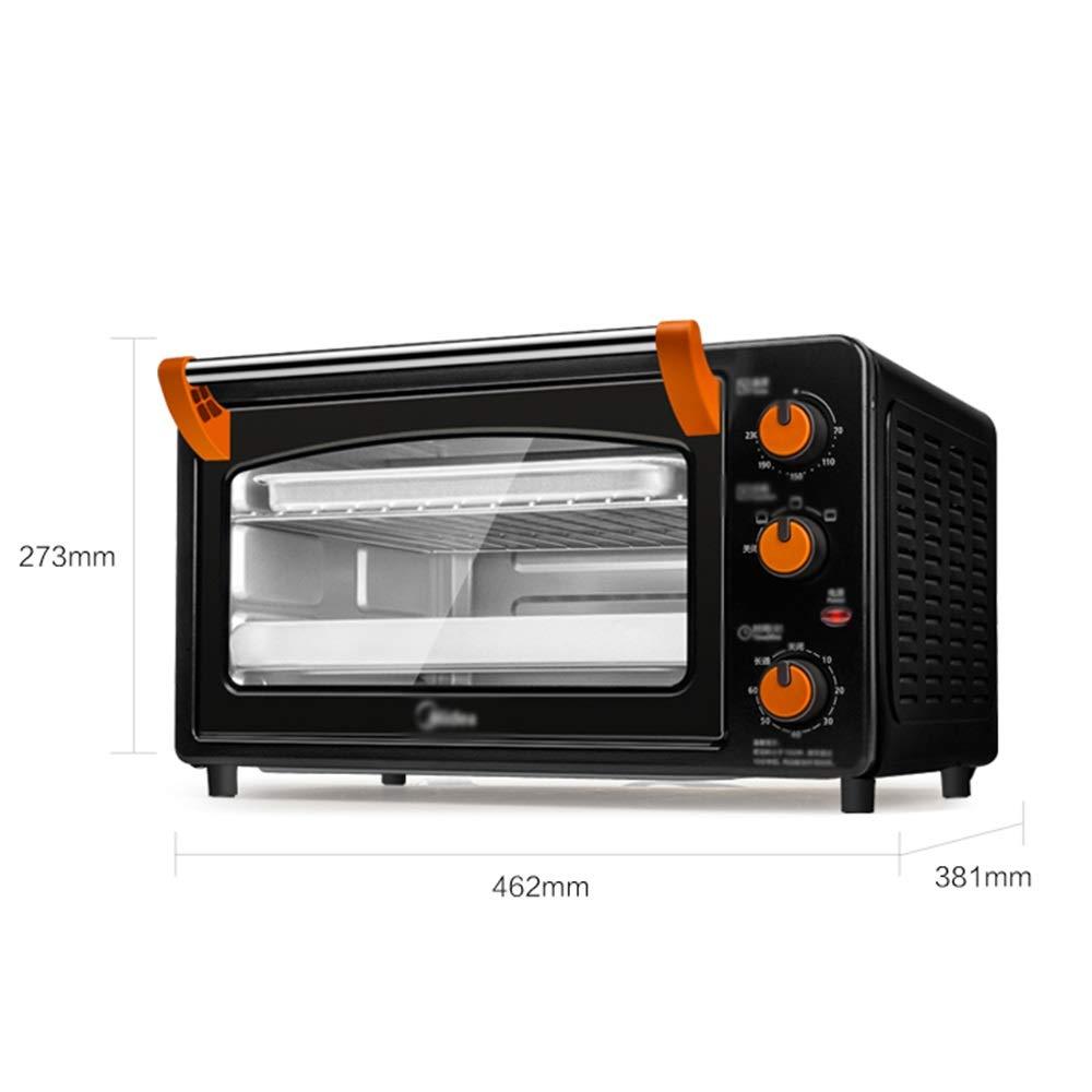 NKDK 電気オーブン多機能ミニベーキングケーキホーム大容量 -38 オーブン B07RW6GQNH