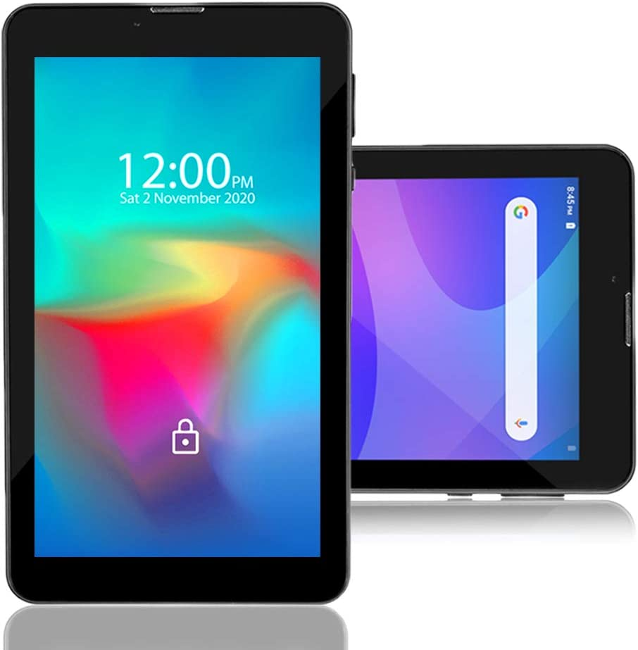 Indigi 4G LTE TabletPC & Phone 7-inch Official Android Pie WiFi (AT&T/T-Mobile Unlocked) QuadCore CPU, 2GB RAM/16GB ROM