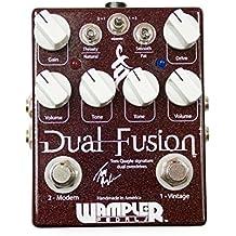 Wampler Dual Fusion Tom Quayle Signature Overdrive Guitar Pedal