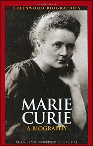 BIOGRAPHY MARIE CURIE EPUB