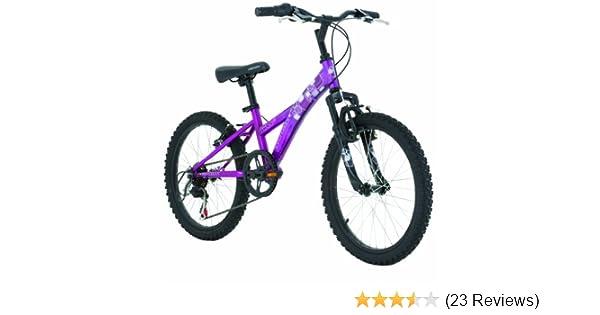 Amazon.com : Diamondback Girls\' Tess 20 Jr Mountain Bike (20-Inch ...