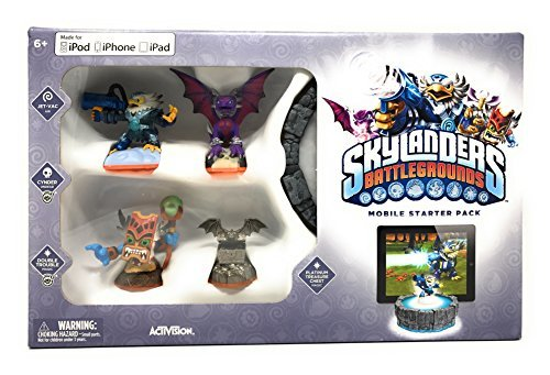 Skylanders Battlegrounds Mobile Starter Pack iOS iPad iPhone iPad (Charlie Brown Abc Halloween)