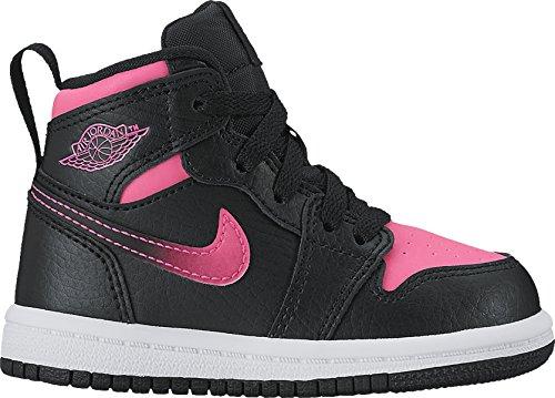 Nike Toddler Girl's Retro 1 Hightop Fashion Sneaker (8)