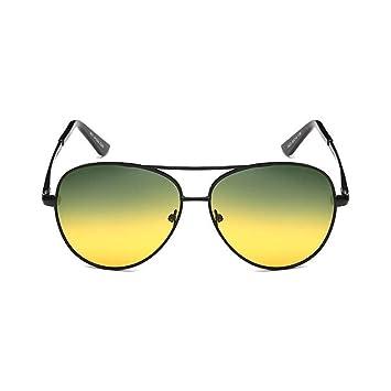Weiwei Gafas de Sol Hombre,Día Vista Nocturna Conducción ...