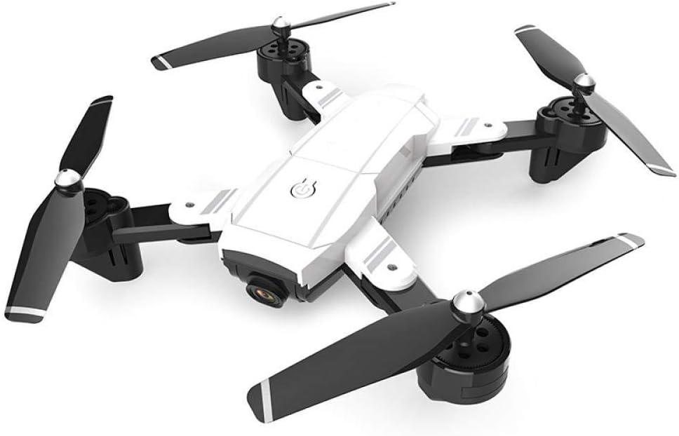 HD 720P wifiを搭載した720PホワイトS6ドローンダブルカメラ2MPジェスチャ写真オプティカルフローポジショニングスマートフォローミーヘリコプター子供用おもちゃ、720Pホワイト