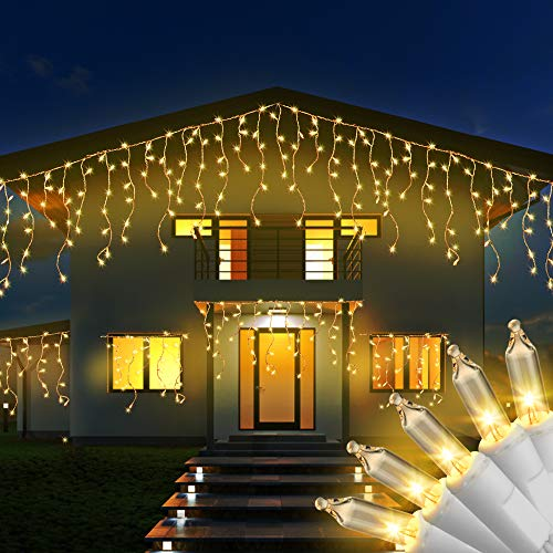 100 Ct Led Icicle Lights in US - 7