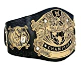 WWE Undisputed Championship Title Belt Replica