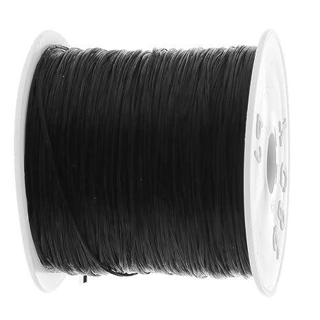 0.5mm Elastic Stretch String Cord Beading Threads Bracelet for Craft Bracelet Necklace Making