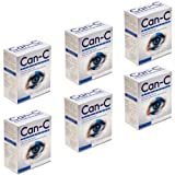 Can-C Eye Drops 6 Boxes Five Month Supply by Can-C