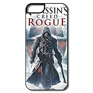 Assasins Creed Fit Series Case Cover For IPhone 5/5s - Fashion Cover