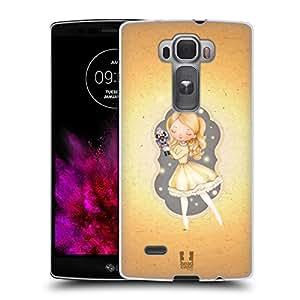 Head Case Designs Clara El Cascanueces Caso de Gel Suave para LG G Flex2 / Flex 2