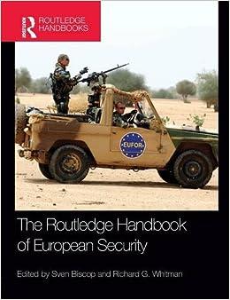 The Routledge Handbook of European Security