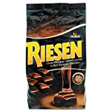 Riesen Chewy Chocolate Caramels - Cacao, Caramel - Individually Wrapped - 1.87 lb - 1 / Bag