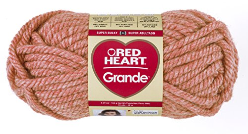 Hearts Grande Collection (RED HEART Grande Yarn, Apricot)