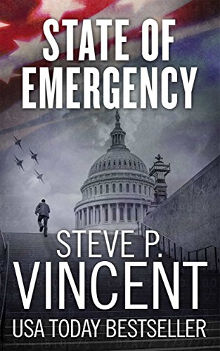 State of Emergency - A Jack Emery Conspiracy Thriller (Jack Emery Book 2) cover