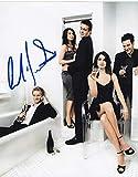 Cobie Smulders autographed 8x10 photograph Robin Scherbatsky How I Met Your Mother