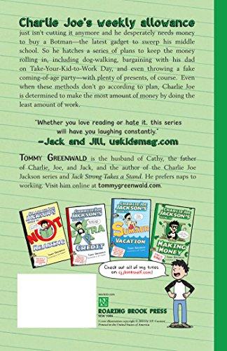 Charlie Joe Jackson's Guide to Making Money (Charlie Joe Jackson Series) by Roaring Brook Press (Image #1)